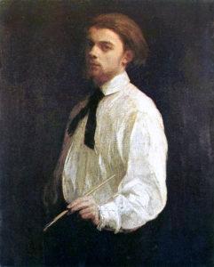 Henri Fantin-Latour - Autoportrait