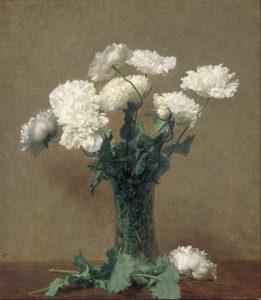 Henri Fantin-Latour - Poppies